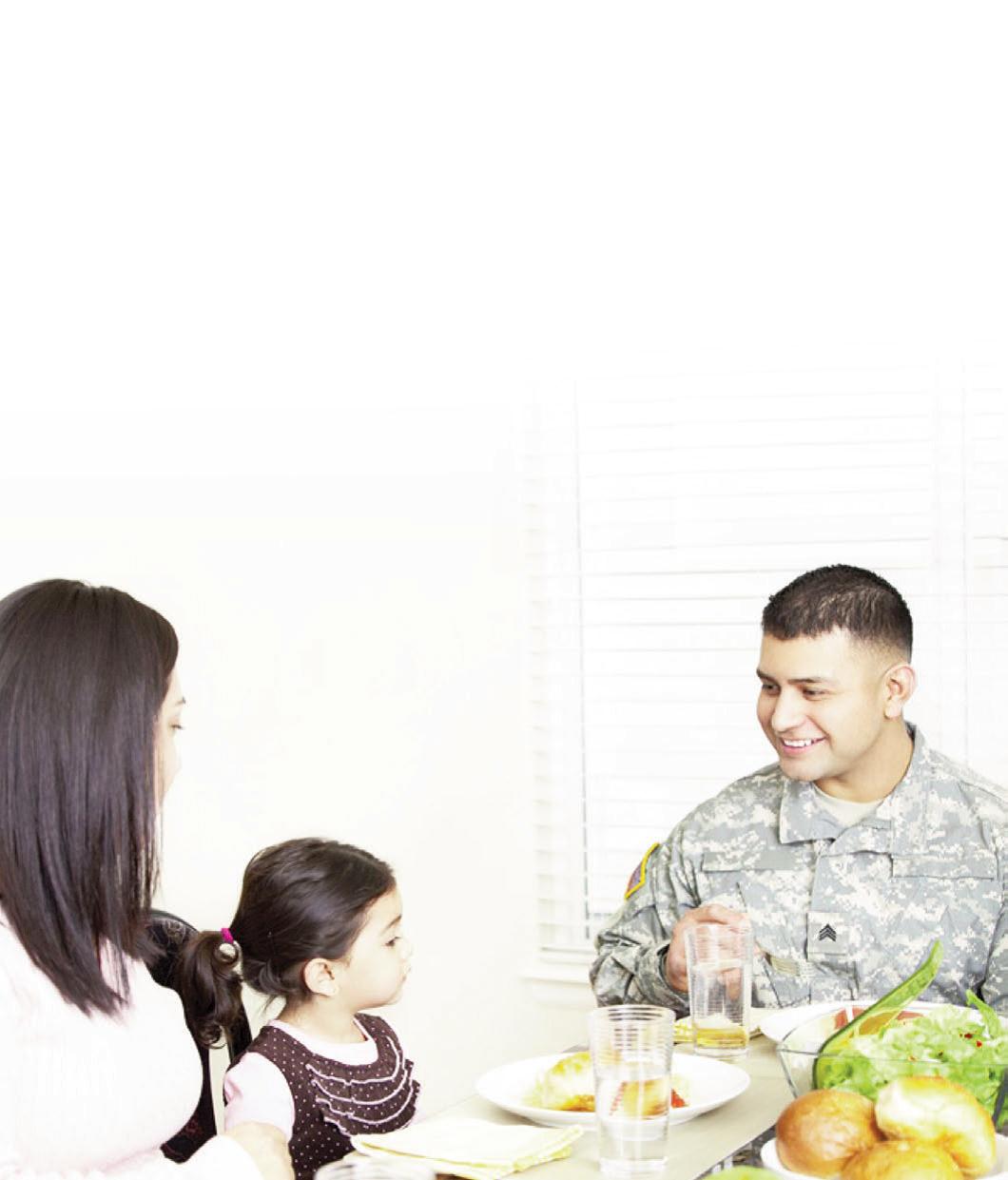 military lifef